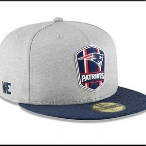 New England Patriots NFL New Era Fitted Hat